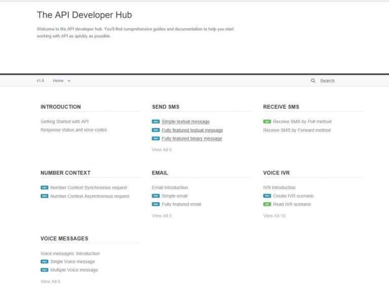 Text Global International SMS API Integration Documentation