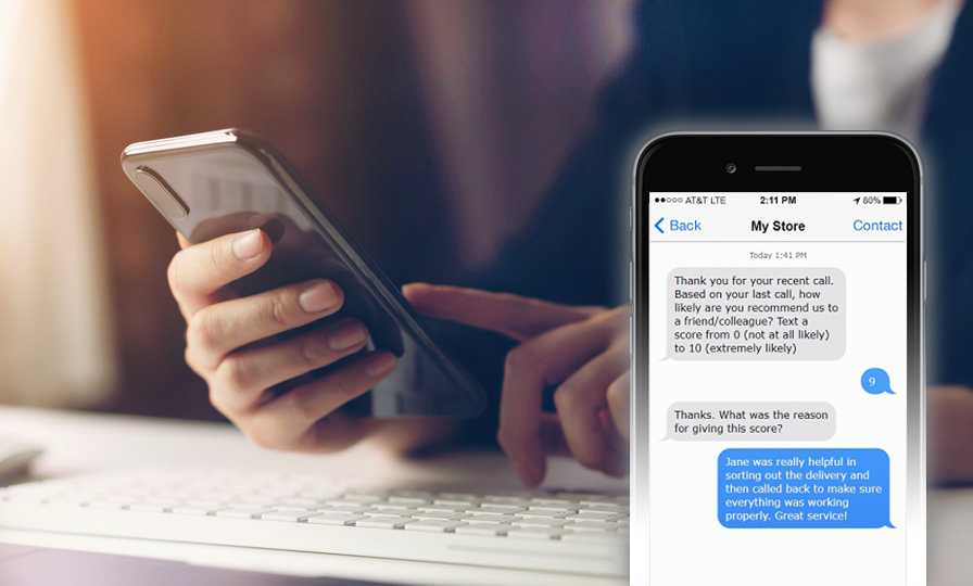 Text Global SMS NPS Survey Blog